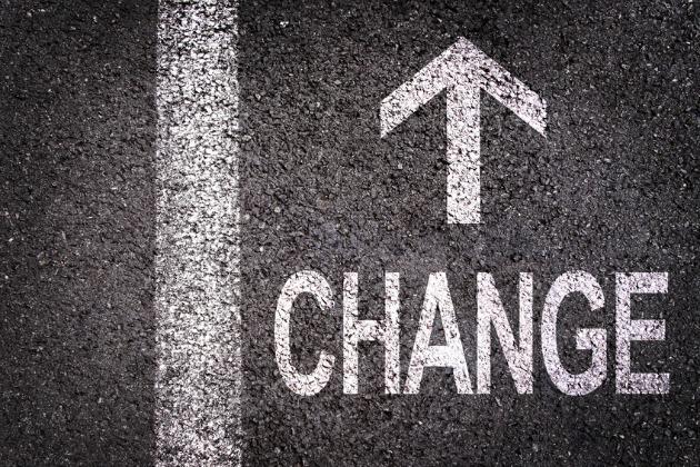 Veranderen in drie stappen